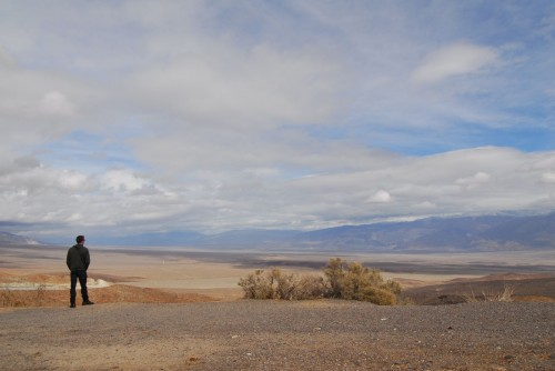 Panamint Valley.
