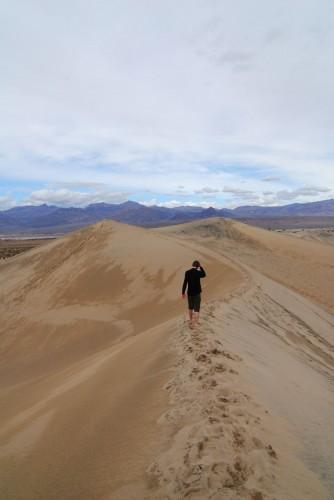 Mesquite Dunes.