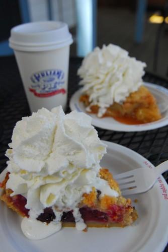 Mmm... pie...