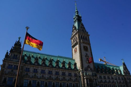 Hamburgs rådhus