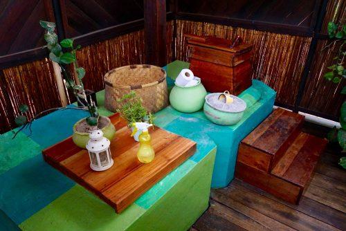 Turens absolut mest kreative og kunstneriske komposttoilet!